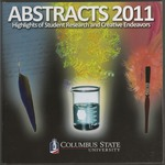 Abstracts 2011: Highlights of Student Research and Creative Endeavors by Columbus State University