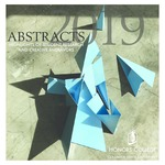 Abstracts 2019:  Highlights of Student Research and Creative Endeavors
