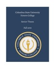 Columbus State University Honors College:  Senior Theses, Fall 2019