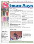Simon Says (Fall 2007) by Callie McGinnis, Paula Adams, Roberta Ford, Erma Banks, Michelle Jones, Sandra Stratford, and Reagan Grimsley