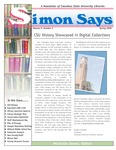 Simon Says (Spring 2008) by Reagan Grimsley, Paula Adams, Roberta Ford, Callie McGinnis, and Michelle Jones