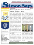 Simon Says (Fall 2008) by Erma Banks, Cynthia Fears, Callie McGinnis, Roberta Ford, Paula Adams, Giselle Remy Bratcher, Sandra Stratford, and Michelle Jones