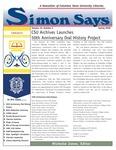 Simon Says (Spring 2009)