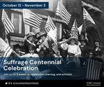 Suffrage Centennial Celebration