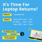 It's Time for Laptop Returns!