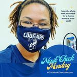 Mask Check Monday