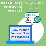Reference Services Survey