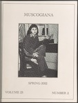 Muscogiana Vol. 23(2), Spring 2012 by Edward Howard