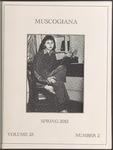 Muscogiana Vol. 23(2), Spring 2012