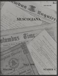 Muscogiana Vol. 1(4), Fall 1990