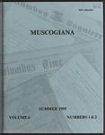 Muscogiana Vol. 6(1&2), Summer 1995