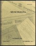 Muscogiana Vol. 7(1&2), Summer 1996