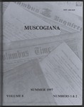 Muscogiana Vol. 8(1&2), Summer 1997 by Callie McGinnis
