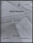 Muscogiana Vol. 8(3&4), Fall 1997