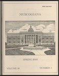 Muscogiana Vol. 16(1), Spring 2005 by Dr. Hugh I. Rodgers