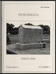 Muscogiana Vol. 17(1), Spring 2006 by Reagan L. Grimsley