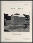Muscogiana Vol. 17(1), Spring 2006
