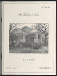 Muscogiana Vol. 17(2), Fall 2006