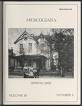 Muscogiana Vol. 18(1), Spring 2007 by Reagan L. Grimsley
