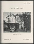 Muscogiana Vol. 18(1), Spring 2007