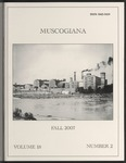 Muscogiana Vol. 18(2), Fall 2007 by Reagan L. Grimsley