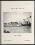Muscogiana Vol. 18(2), Fall 2007
