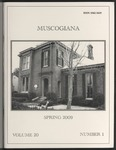 Muscogiana Vol. 20(1), Spring 2009 by Gary S. Sprayberry