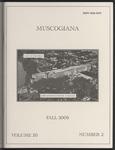 Muscogiana Vol. 20(2), Fall 2009