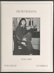 Muscogiana Vol. 23(2), Fall 2012